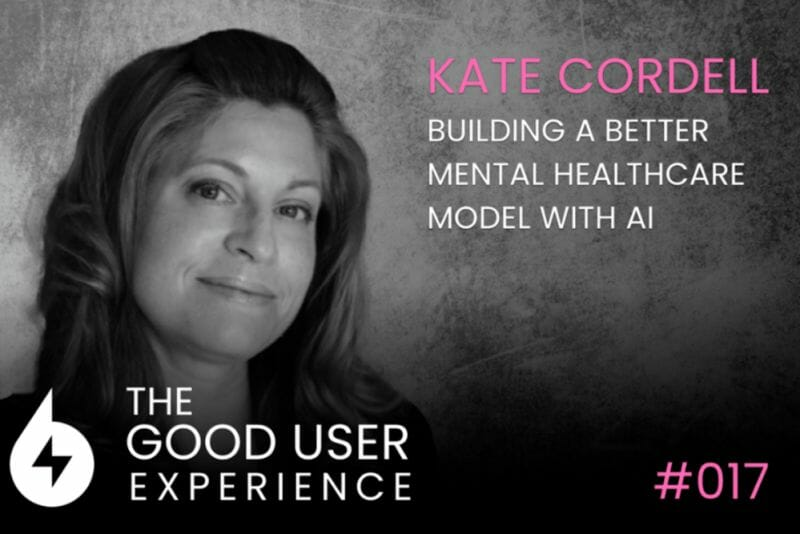 Kate Cordell & Ken Knecht on Creating Better Mental Healthcare Models with AI