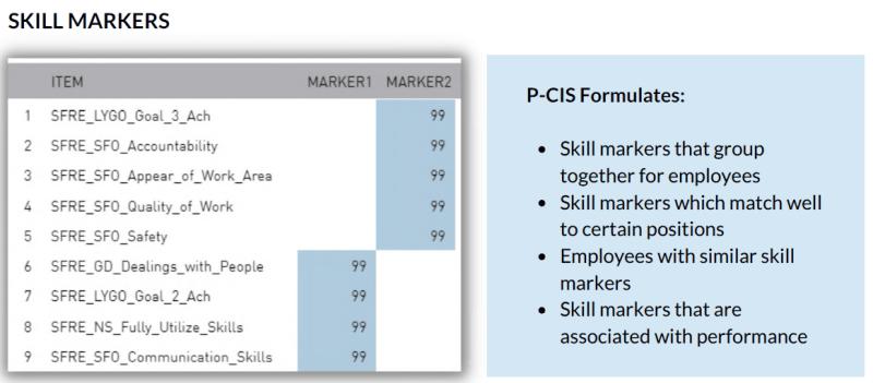 Skill Markers